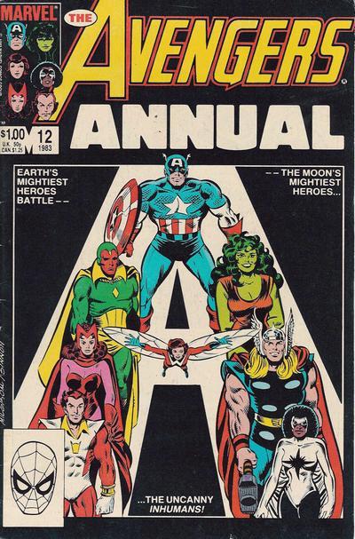 Avengers 12 - Moonrise