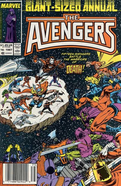 Avengers 16 - The Day Death Died!