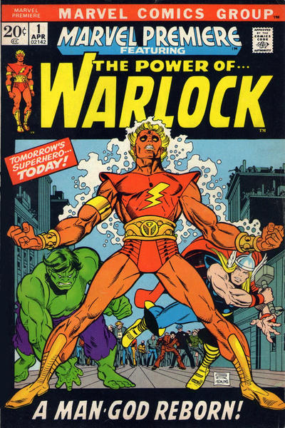 Marvel Premiere 1 - And Men Shall Call Him... Warlock!