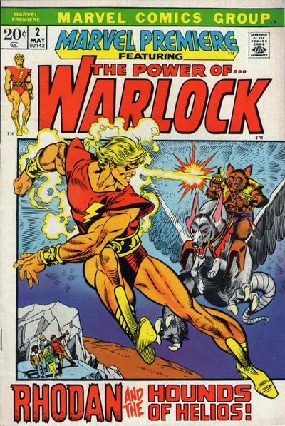 Marvel Premiere 2 - The Hounds of Helios