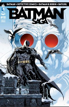 Batman Saga 10 - 10