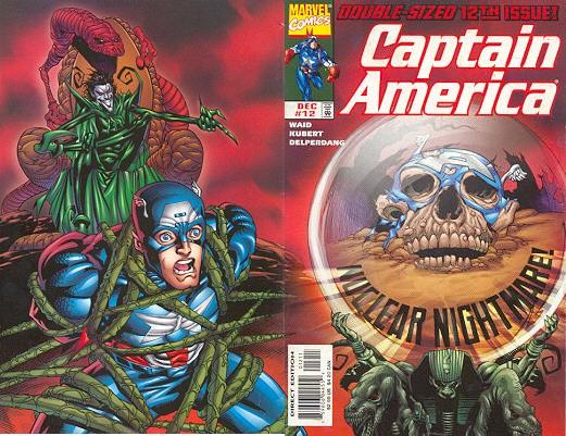 Captain America 12 - American Nightmare, Finale: Nuclear Dawn