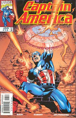 Captain America 13 - Plausible Deniability