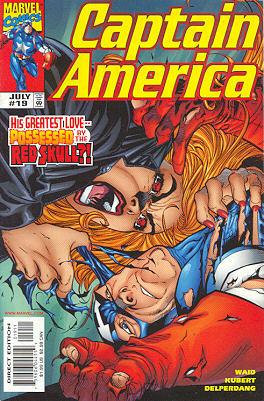 Captain America 19 - Triumph of the Will