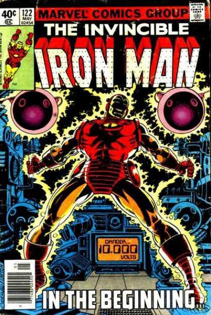Iron Man 122 - Journey!