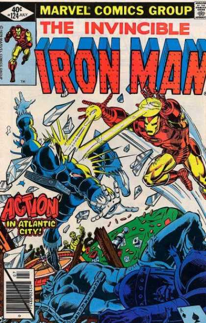 Iron Man 124 - Pieces of Hate!
