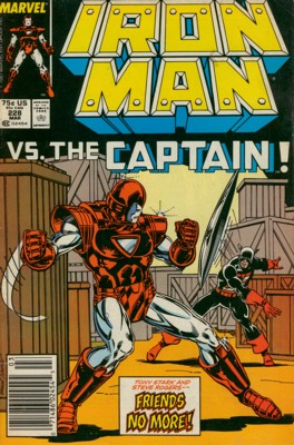 Iron Man 228 - Who Guards the Guardsmen?