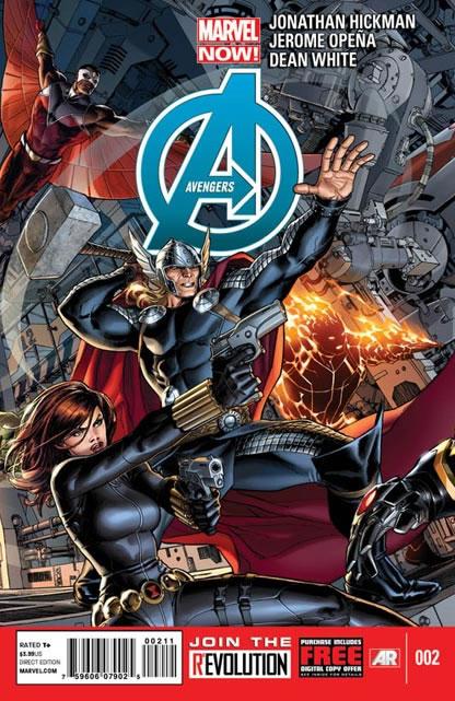 Avengers 2 - We Were Avengers