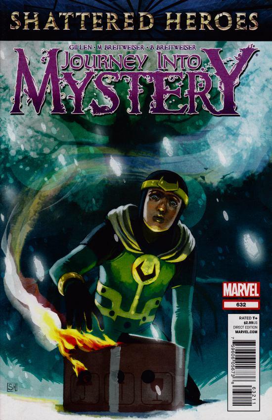 Journey Into Mystery 632