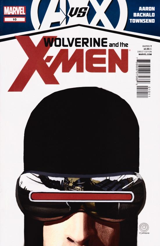 Wolverine And The X-Men 10 - Avengers Vs X-Men ... Vs X-Men
