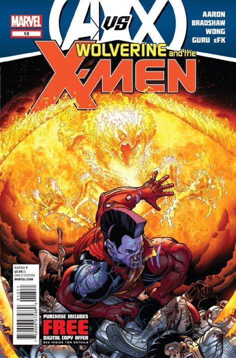 Wolverine And The X-Men 13 - Born Warbird