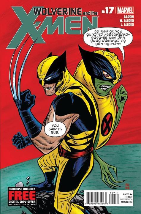 Wolverine And The X-Men 17 - Wolverine's Secret Weapon