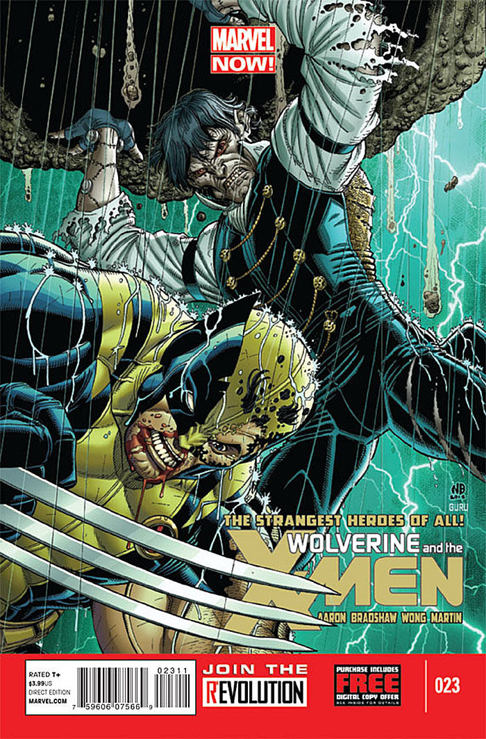 Wolverine And The X-Men 23