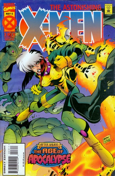 Astonishing X-Men 3 - In Excess