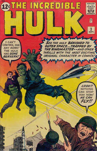 The Incredible Hulk 3 - Banished to Outer Space