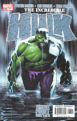 The Incredible Hulk 77 - Tempest Fugit, Part 1 of 5