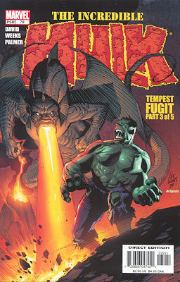 The Incredible Hulk 79 - Tempest Fugit, Part 3 of 5