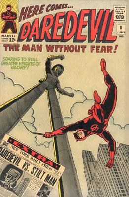Daredevil 8 - The Stiltman Cometh