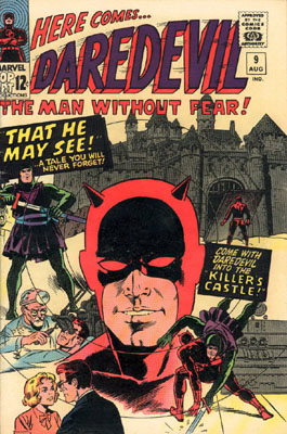 Daredevil 9 - That He May See!