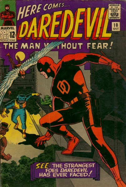 Daredevil 10 - While The City Sleeps!