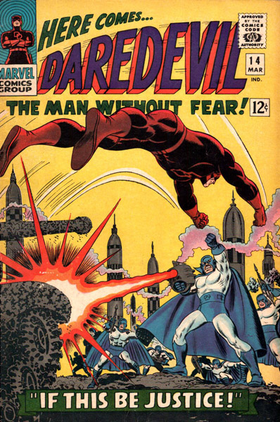 Daredevil 14 - If This Be Justice ...!