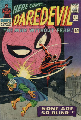 Daredevil 17 - None Are So Blind...!