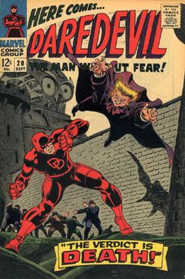 Daredevil 20 - The Verdict Is: Death!