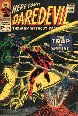 Daredevil 21 - The Trap Is Sprung!
