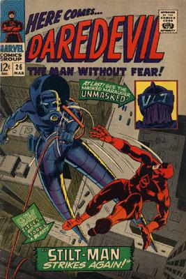 Daredevil 26 - Stiltman Strikes Again