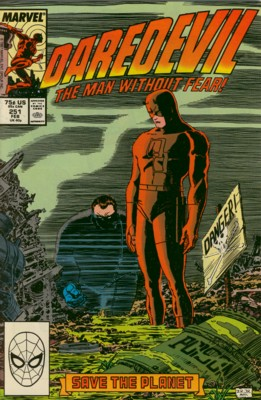 Daredevil 251 - Save the Planet!