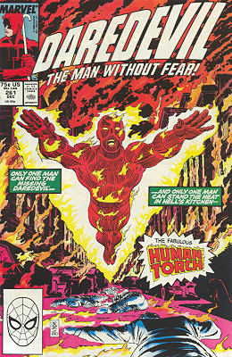 Daredevil 261 - Meltdown!