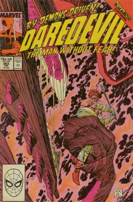 Daredevil 263 - In Bitterness Not Far From Death...