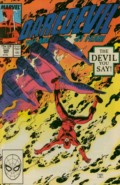 Daredevil 266 - A Beer With The Devil