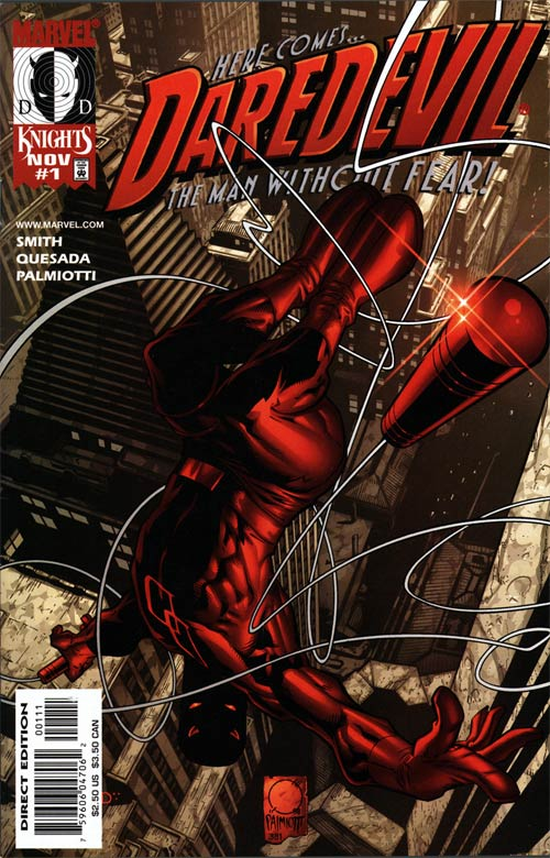 Daredevil 1 - Here Comes... Daredevil the Man Without Fear!