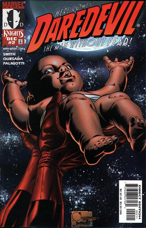 Daredevil 2 - Guardian Devil, Part 2: The Unexamined Life