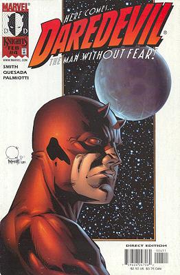 Daredevil 4 - Guardian Devil, Part 4: The Devil's Distaff