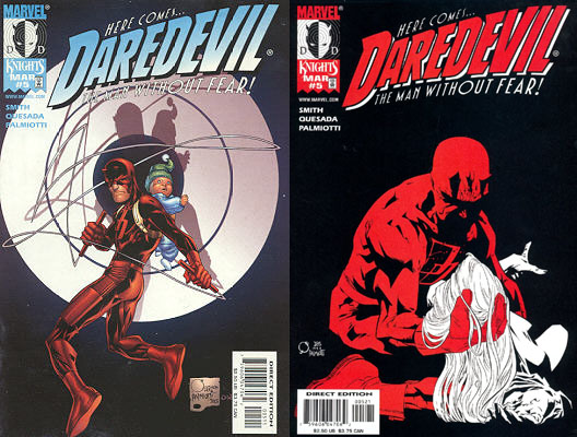 Daredevil 5 - Guardian Devil, Part 5: Devil's Despair