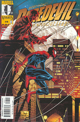 Daredevil 8 - Guardian Devil: Part 8: The Devil's Deliverance