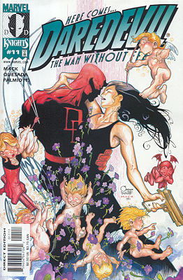 Daredevil 11 - Parts of a Hole, Part 3: Dinner & A Movie