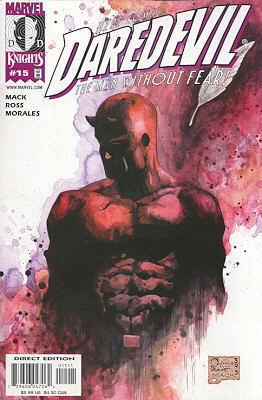 Daredevil 15 - Parts of a Hole, Part 6: Vision