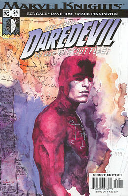 Daredevil 24 - Playing to the Camera, Part 5: Ruminations Over Manhattan