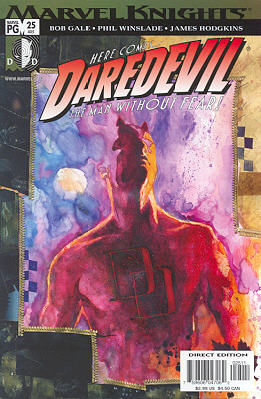 Daredevil 25 - Playing to the Camera, Part 6: Who Is That Masked Man?
