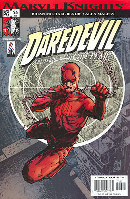 Daredevil 26 - Underboss: Part 1