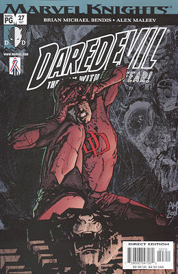 Daredevil 27 - Underboss: Part 2