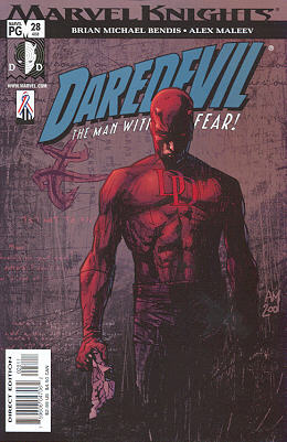 Daredevil 28 - Underboss: Part 3