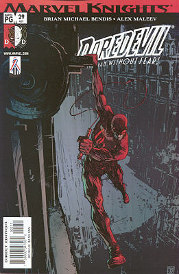 Daredevil 29 - Underboss: Part 4