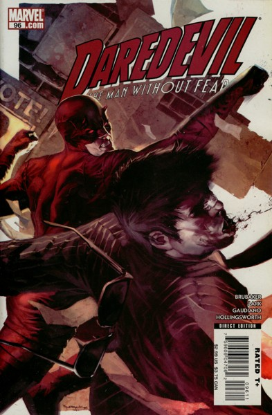 Daredevil 96 - To the Devil, His Due: Part 2
