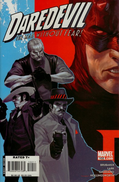 Daredevil 102 - Without Fear: Part 3
