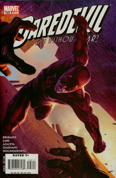 Daredevil 103 - Without Fear: Part 4
