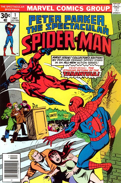 Spectacular Spider-Man 1 - Twice Stings The Tarantula!